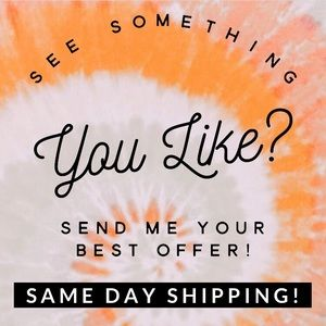 Offers always welcome! Same day shipping!
